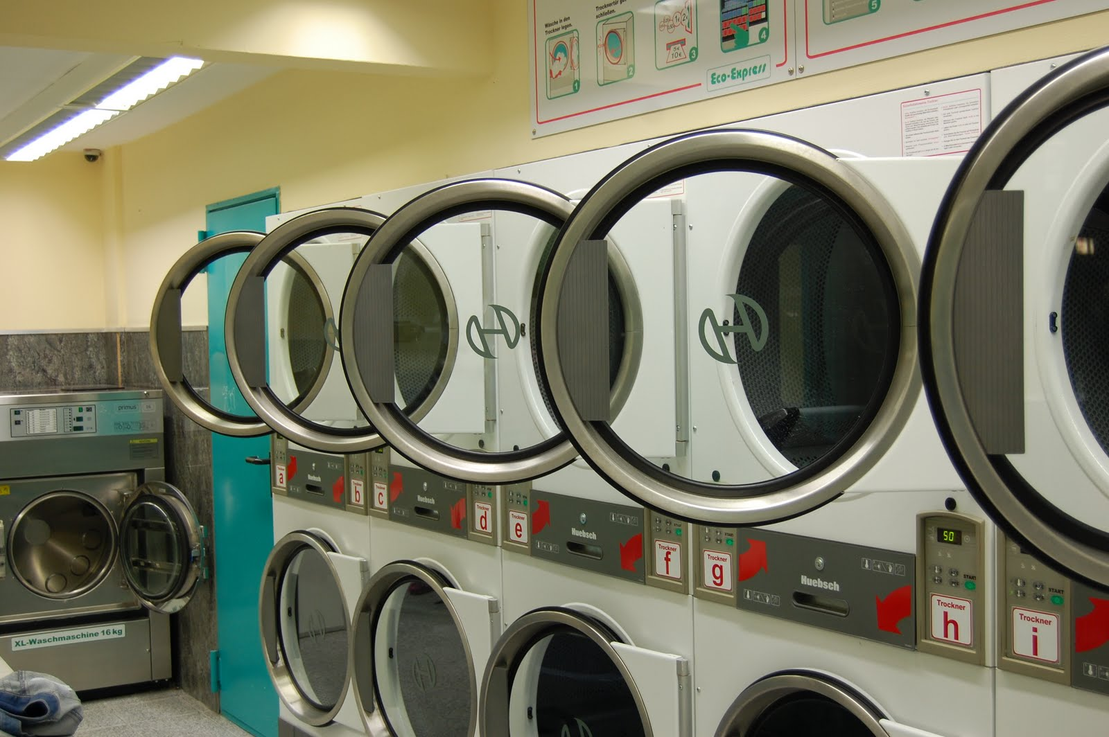Laundromats and a Letter of No Objection |